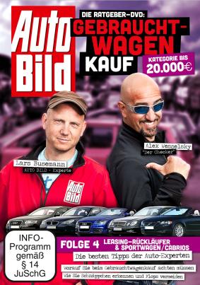 AUTO BILD Ratgeber - Gebrauchtwagen bis 20.000 Euro