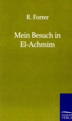 Mein Besuch in El-Achmim