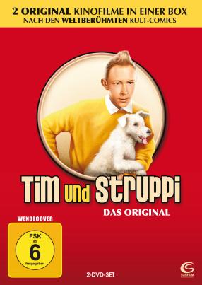 Tim & Struppi - Das Original