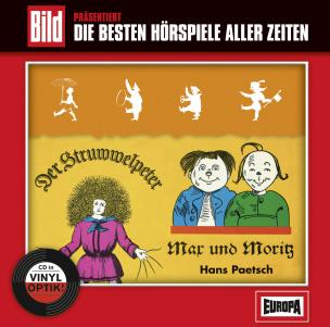 Struwwelpeter & Max und Moritz