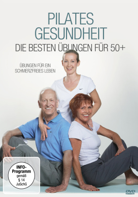 Pilates Gesundheit-Die Besten Übungen Für 50/+