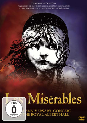 Les Misérables-10th Anniversary Concert at the Royal Albert Hall