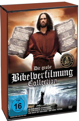 Die grosse Bibelverfilmung Collection