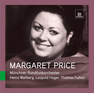 Great Singers Live - Margaret Price