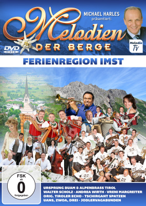 Melodien der Berge - Ferienregion Imst (DVD)
