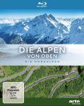 Die Alpen von oben - Die Nordalpen (Blu-ray)