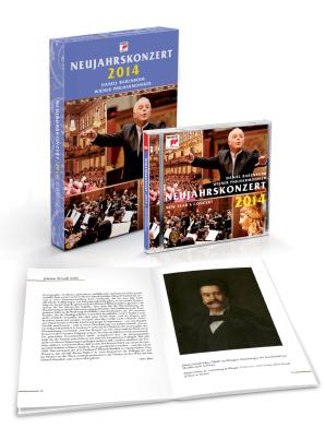 Neujahrskonzert 2014 (Deluxe Ed.+Konzertprogramm)