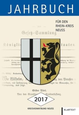 Jahrbuch für den Rhein-Kreis Neuss 2017
