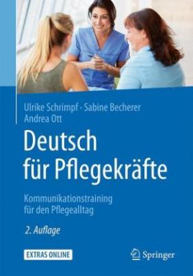 Deutsch für Pflegekräfte