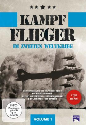 Kampfflieger im Zweiten Weltkrieg - Volume 1