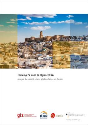 Enabling PV dans la région MENA - Analyse du marché solaire photovoltaïque en Tunisie