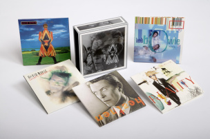 David Bowie Box