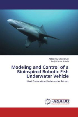 Modeling and Control of a Bioinspired Robotic Fish Underwater Vehicle