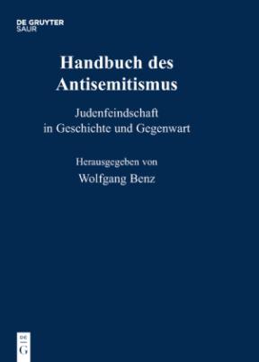Handbuch des Antisemitismus - Set Bd. 1-8