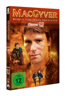 MacGyver - Season 1, Vol. 1