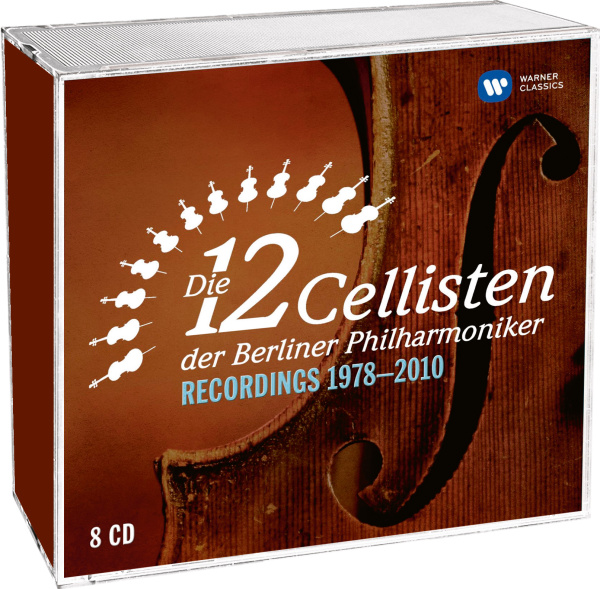 Die 12 Cellisten Der Berliner Philharmoniker - 'Round Midnight