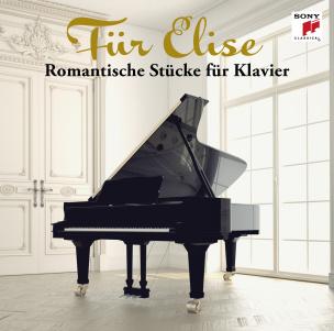 Für Elise und andere romantische Werke für Klavier