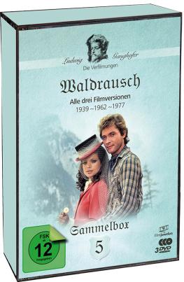 Filmjuwelen: Waldrausch - Die Ganghofer Verfilmungen