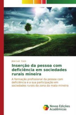 Inserção da pessoa com deficiência em sociedades rurais mineira
