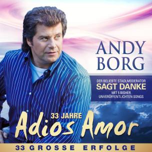 Adios Amor - 33 Jahre