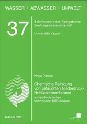 Chemische Reinigung von getauchten Niederdruck-Hohlfasermembranen auf großtechnischen kommunalen MBR-Anlagen