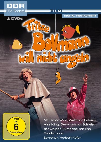 Fritze Bollmann will nicht angeln (DDR TV Archiv)