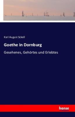 Goethe in Dornburg