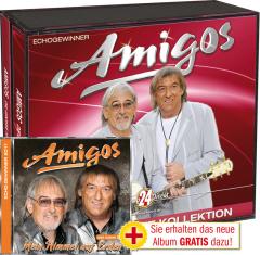 Amigos - Die große Hitkollection + Mein Himmel auf Erden (gratis)