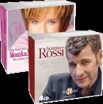 Das Beste von Monika Martin - Ein Leben voller Liebe + Semino Rossi - Das Beste-Seine größten Hits