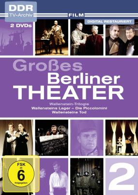 Großes Berliner Theater, Vol. 2 - Wallenstein-Trilogie (DDR TV-Archiv)