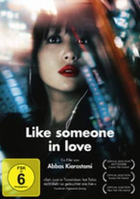 Like someone in love, 1 DVD (japanisches OmU)
