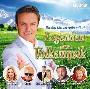 Stefan Mross präsentiert Legenden der Volksmusik (2 CDs)