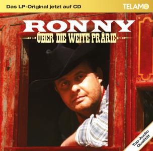 Das LP-Original jetzt auf CD:Über die weite Prärie