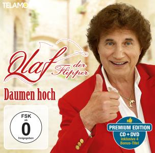 Olaf der FlipperDaumen hoch Premium Edition