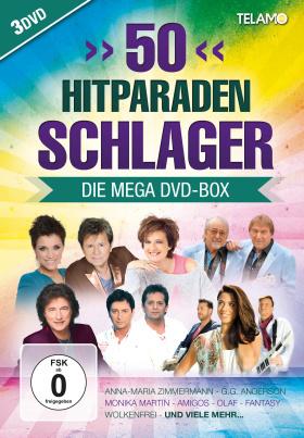 50 Hitparaden Schlager
