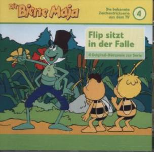 Die Biene Maja - Flip sitzt in der Falle u.a., 1 Audio-CD