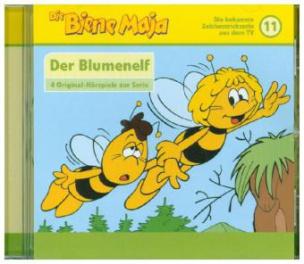 Die Biene Maja - Der Blumenelf, Maja als Ersatzameise u.a., 1 Audio-CD