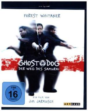 Ghost Dog, Blu-ray