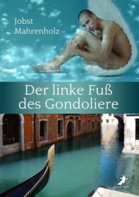 Der linke Fuß des Gondoliere