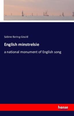 English minstrelsie