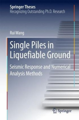 Single Piles in Liquefiable Ground