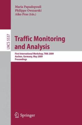 Traffic Monitoring and Analysis