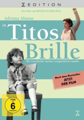 Titos Brille, 1 DVD
