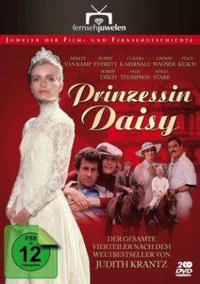 Prinzessin Daisy (Princess Daisy) - Der komplette Vierteiler nach Judith Krantz, 2 DVDs