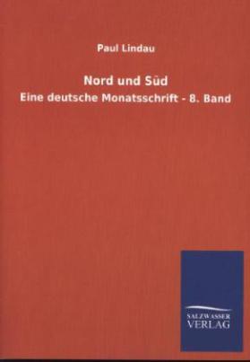 Nord und Süd. Bd.8
