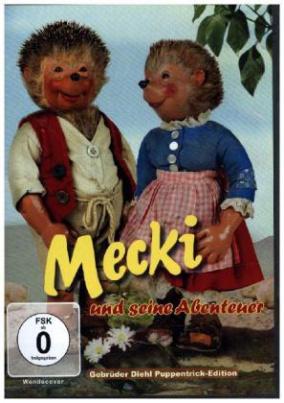 Mecki und seine Abenteuer, 1 DVD