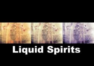 Liquid Spirits (Stand-Up Mini Poster DIN A5 Landscape)