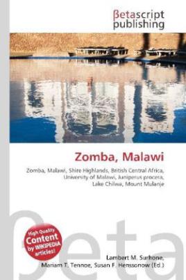 Zomba, Malawi