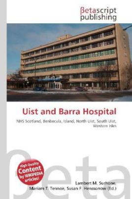 Uist and Barra Hospital