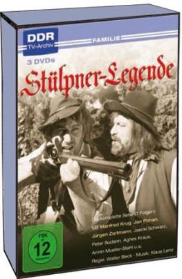 Stülpner-Legende (DDR-TV-Archiv) (3DVD)